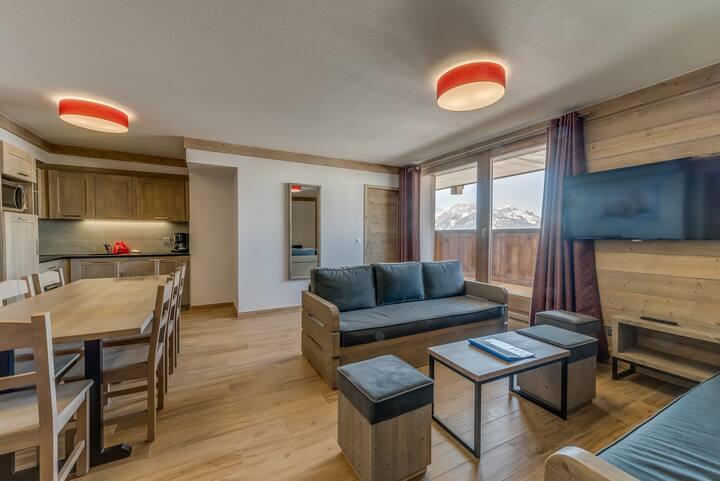 Appartement 6-8p n°301 Ski au pied