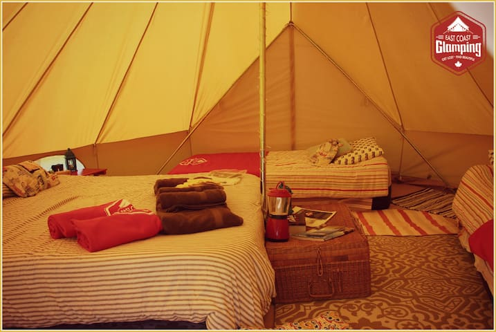 East Coast Glamping - Canning - Tent
