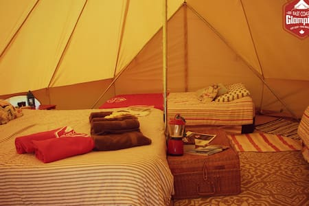 East Coast Glamping - Canning - Tenda
