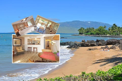 A pocos pasos de Charley Young Beach de Maui, Condo Apt #2