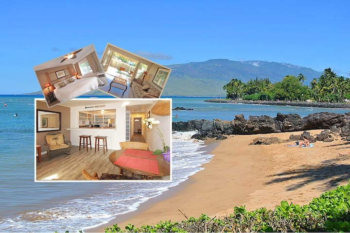 Steps to Maui's Charley Young Beach, Condo Apt #2