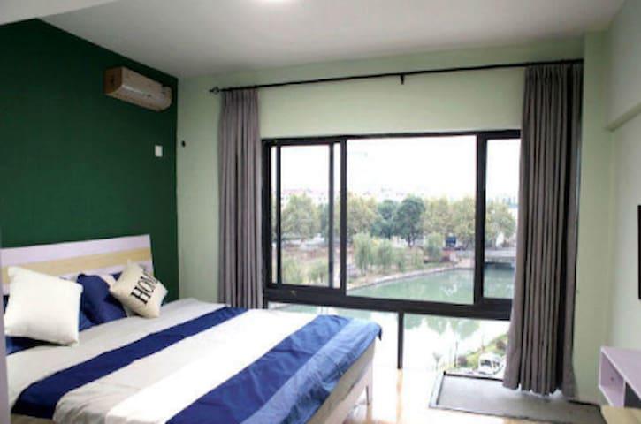 越城美景房 - Shaoxing Shi - Appartement
