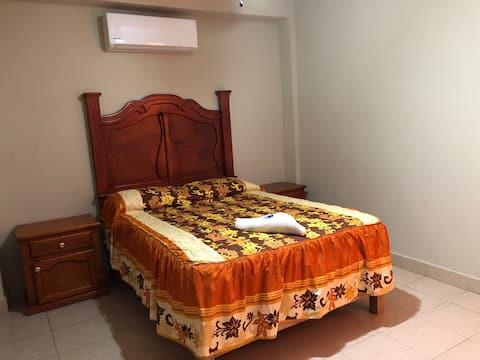 Habitación 1 Hotel  Flor del Río
