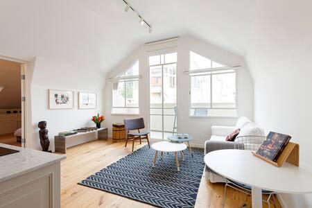 Sea-view with urban style flat - Appartamento