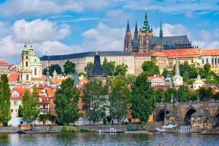 "3 bedrooms APT Prague 1-  ""HISTORIC CITY CENTER"" - Prague 1, Malá Strana - アパート"