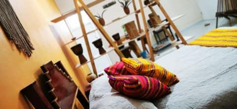 'Casa Yanél' - Departamento (Studio privado)