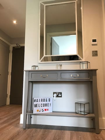 Spacious  Chic 2 Bedroom Apartment in Richmond