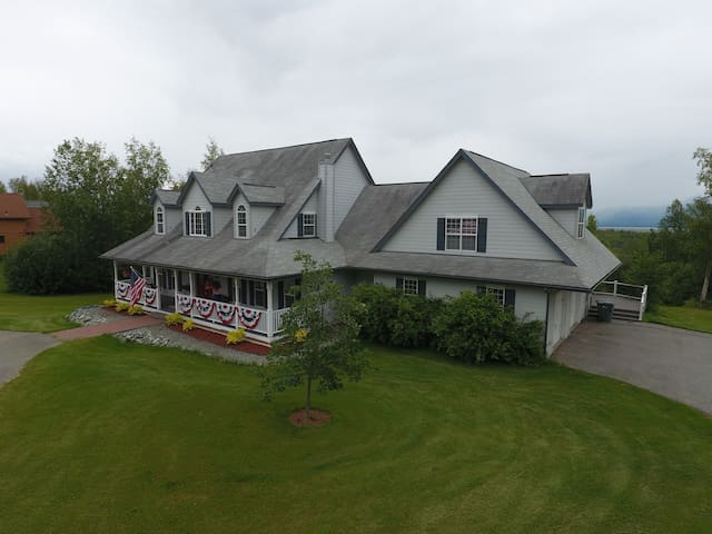 The Birchview Inn - 7 Bedroom House - Houses for Rent in Wasilla ...