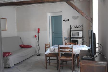 RDC   T2 de  CHARME, MER ET THALASSO - Luc-sur-Mer - Apartamento