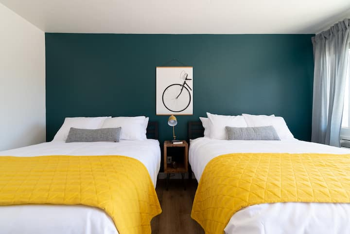 Suite | Spoke and Vine Motel