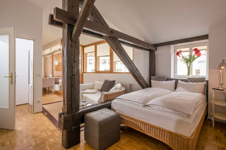 Penthouse Wohnung im Herzen Innsbrucks