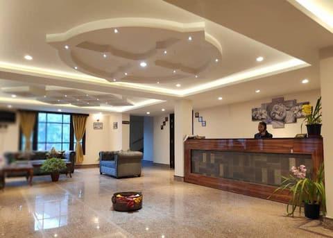 Noble Heritage Hotel & Resort - Gangtok ( India ) Family suite Room