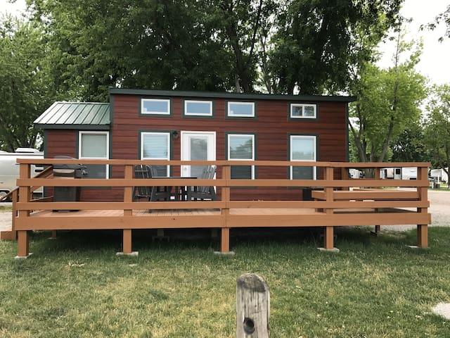 Sioux City North KOA Premium Cabin w/ Loft