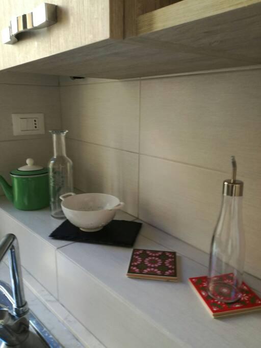 cucina attrezzata di tutto compresa lavastoviglie