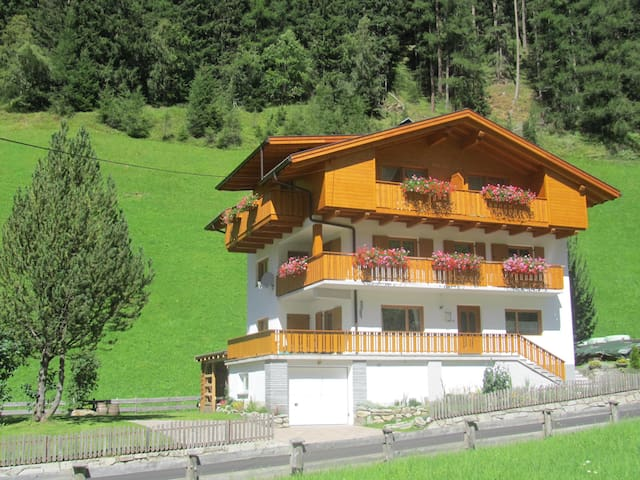 Holiday Home Nairz, Ahrntal, App. Alpenrose - Ahrntal - Apartment