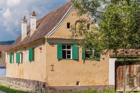 Criț 217 Saxon Guesthouse