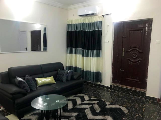 Luxury apartment in Central Ile Ife.