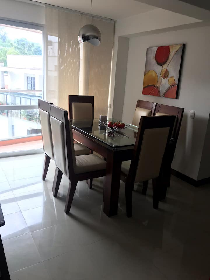 Excelente apartamento sector Arboleda 3 habitacion