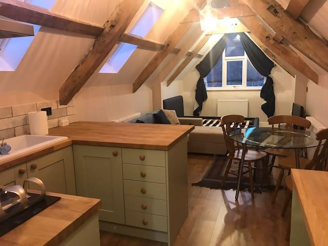 Country Modern Barn Conversion in Shipdham