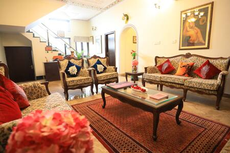 Harnawa Haveli - Room with Garden