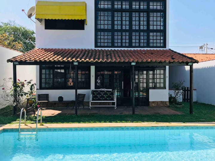 House near Rio