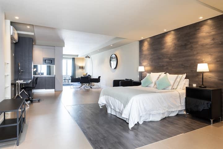 Rooms & Suites Loft 2E en el centro de Arrecife