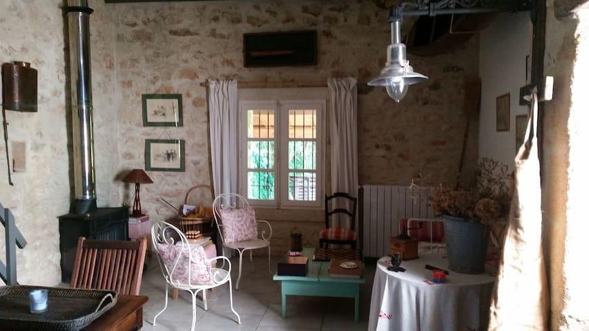 Petite maison dans le sauternais - Langon - Dům