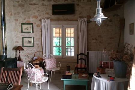 Petite maison dans le sauternais - Hus