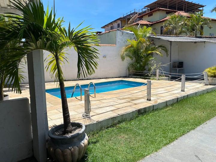 Alugo Casa para Temporada em Itaúna Saquarema !!