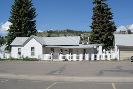 The Poppy House - Creede
