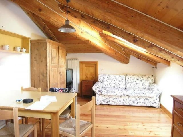 Mountain studio - Champorcher Chateau - Champorcher - Appartement