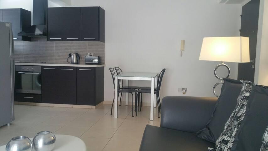 Nicosia Blue Apartment freeWifi