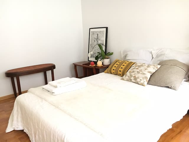 Cosy private room near to UN/Airport/Palexpo - Ferney-Voltaire - อพาร์ทเมนท์