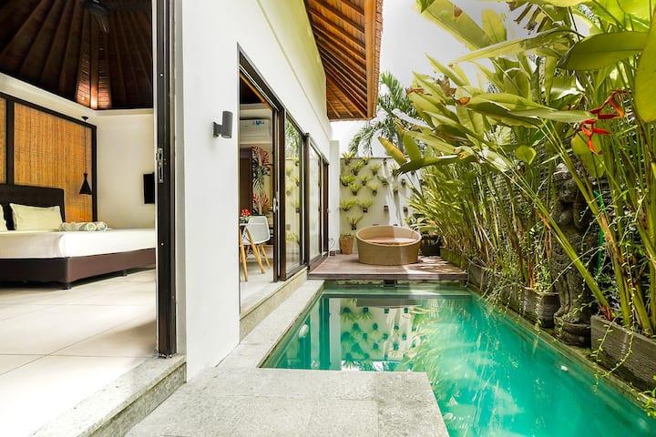 Puspita - 1 bedroom with private pool villa