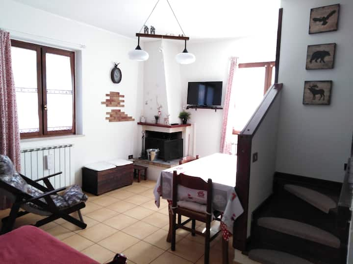Appartamento centralissimo Ovindoli