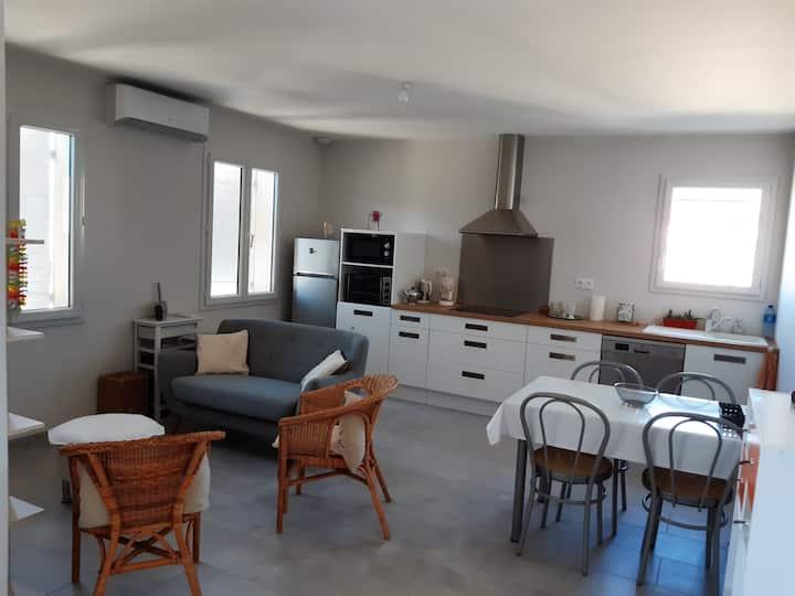 Appartement neuf au calme