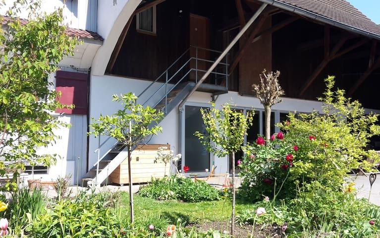 Ferien im Stadl - Lindau (Bodensee) - Lägenhet