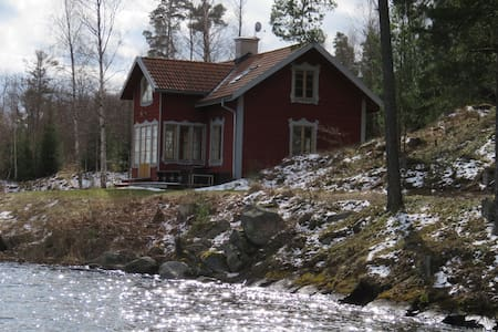 The Lake cottage Sandvik Ripsa