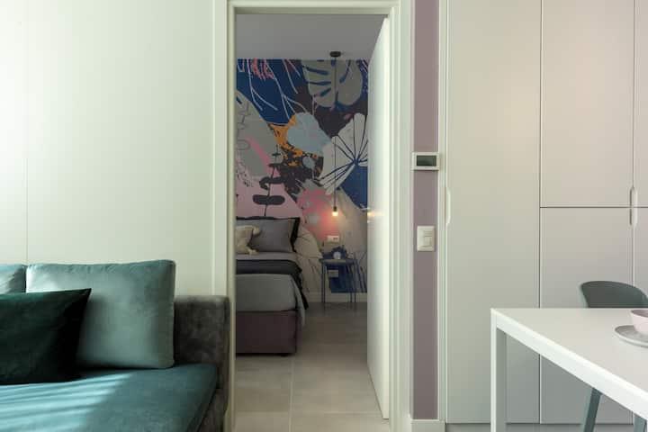 Seven Studios - Appartamento Viola