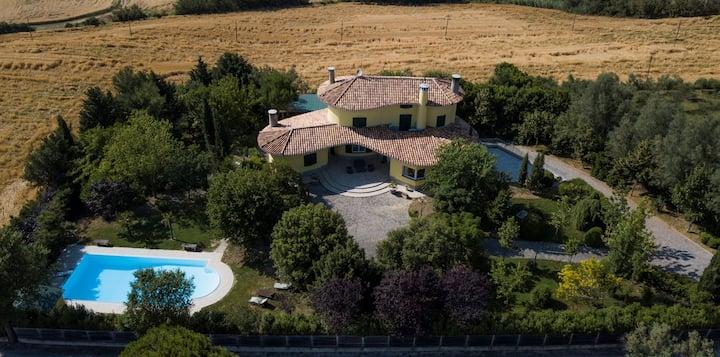 Casa Roda - Villa con piscina nel verde Ancona