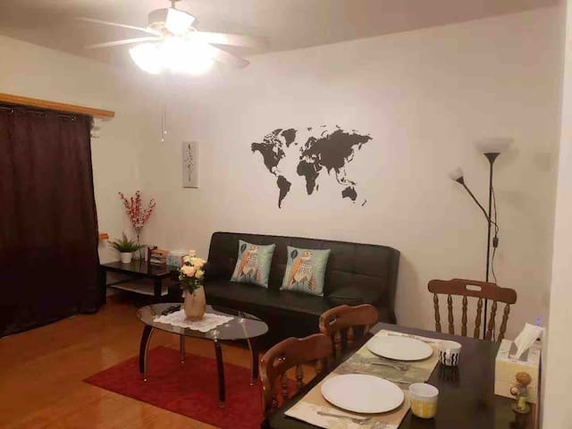 Newly renovated! 1st Fl private apt in Bay Ridge