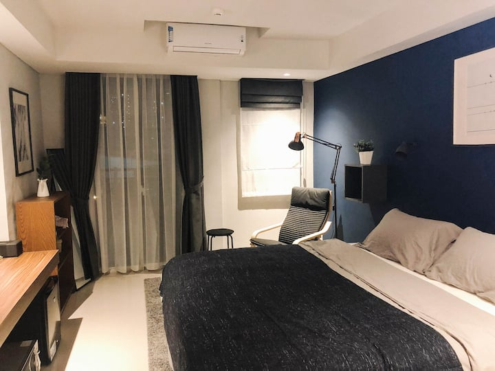 BRAND NEW Unique Room Kemayoran Near Ancol, JIExpo