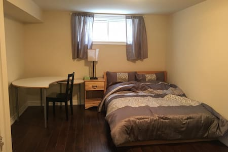 New Clean Big Rooms in Toronto (Room#2) - Toronto
