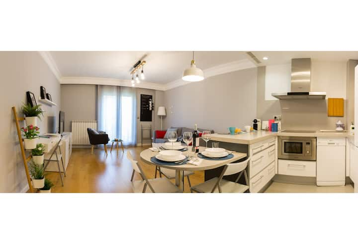 Beautiful apartment in the center of Logroño🍷