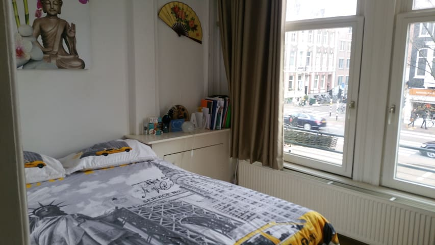 Cozy apartment Amsterdam old west - Amsterdam - Pis