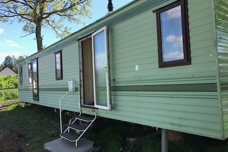 Spacious Static Caravan in the Cairngorms (Lecht)