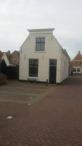 Vrijstaand huis in centrum Brielle - Brielle - House