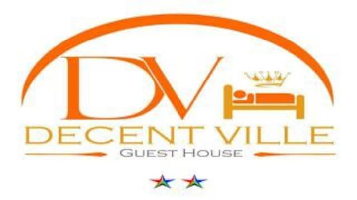 Decent Ville Guesthouse - The Best Surprise!