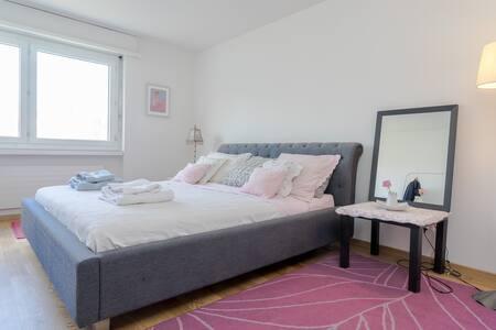 Sunny Private Room in Zurich - Zollikon