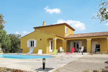 110 m² holiday house for 6 persons in Lorgues - Lorgues - Dom